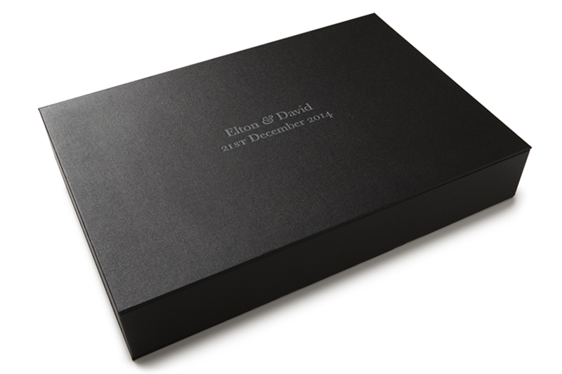 Photo Album Box